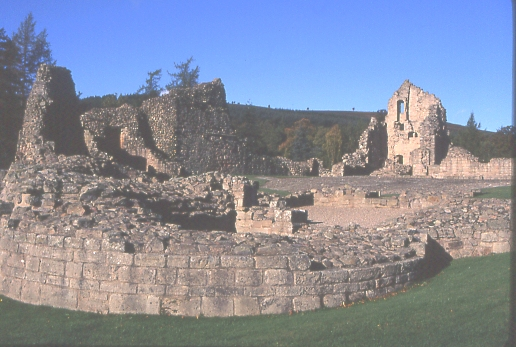 Kildrummy Castle