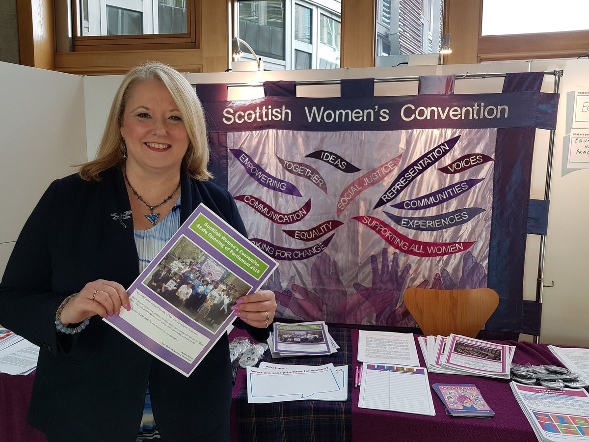 Christina Scottish Womens Convention