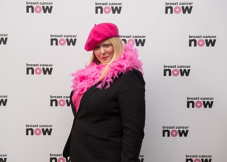 Christina McKelvie Wear It Pink