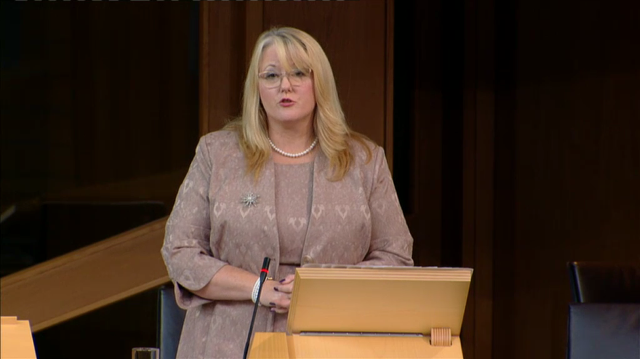 Christina Speech Devolution of employment services