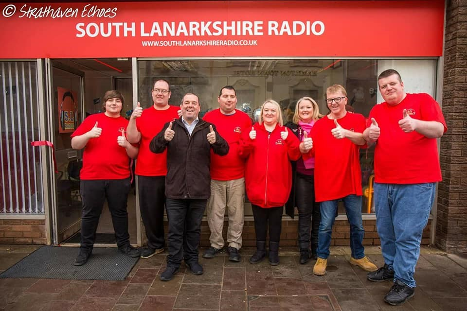Launch of South Lanarkshire Radio
